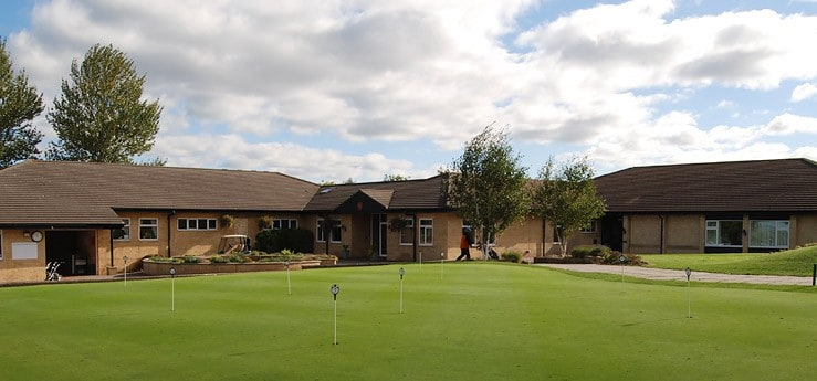 Fore King Golf Tour at Saltford Golf Club In Bristol