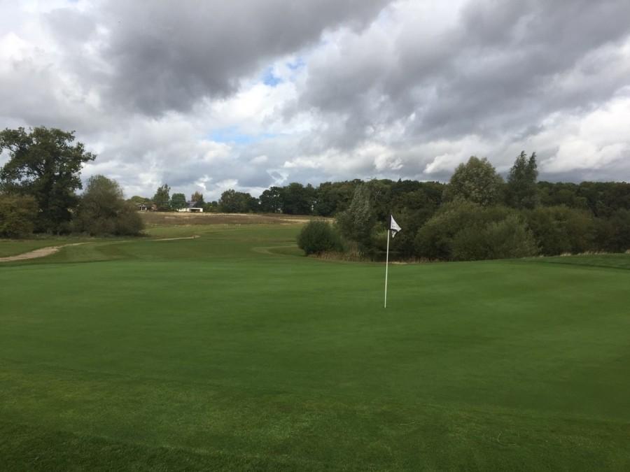 Sherfield Oaks Golf Club The Waterloo Course