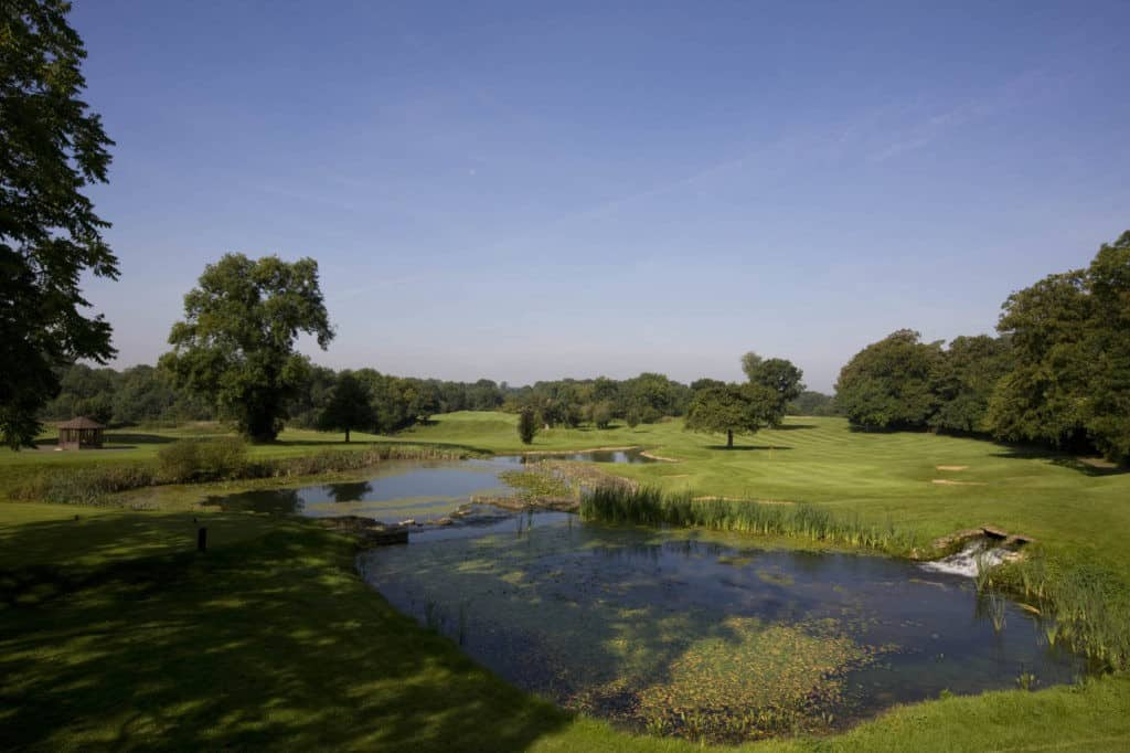 UK AM Golf Tour at The Manor House in Castle Coombe March 2020