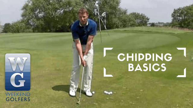 Weekend Golfers Coaching: Chipping Basics