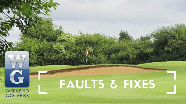 Weekend Golfers Coaching: Faults & Fixes