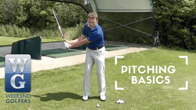 Weekend Golfers Coaching: Pitching Basics