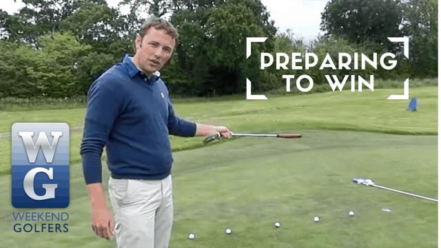 Weekend Golfers Coaching: Preparing To Win