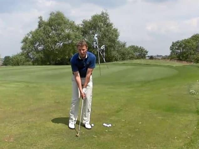 Weekend Golfers Coaching: Chip Shots