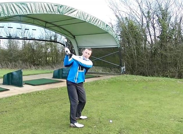 Weekend Golfers Coaching: Faults & Fixes