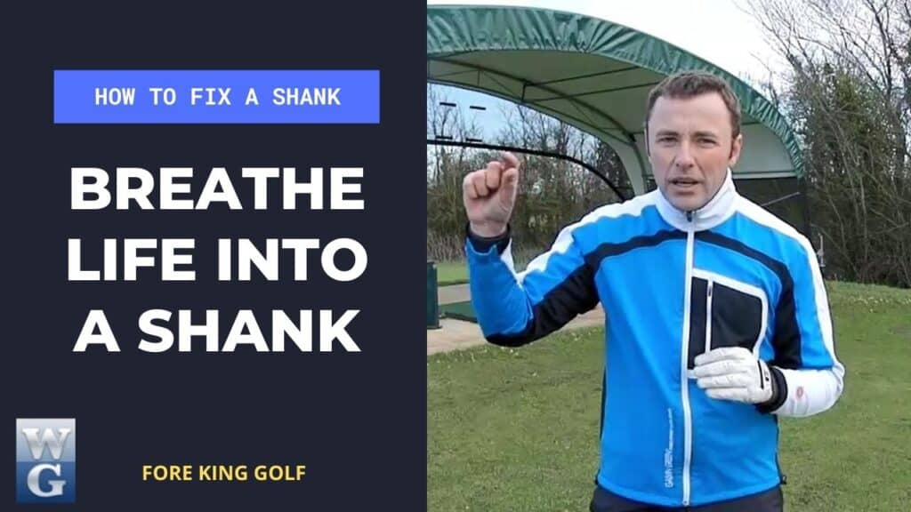 Fix A Shank With Breathing Drills