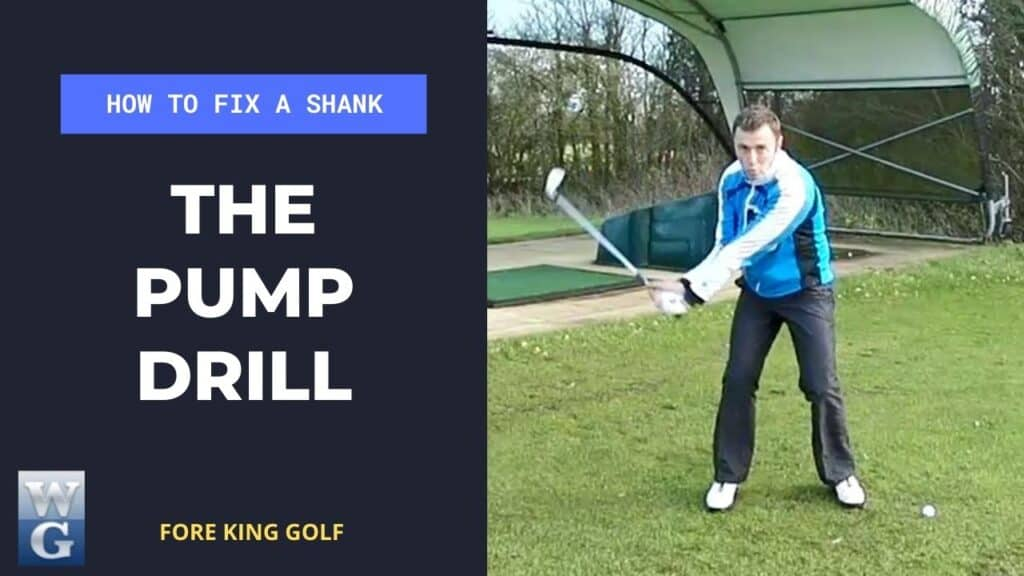 Fix A Shank With The Pump Drill