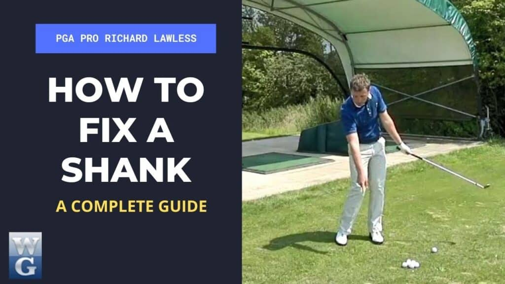 How To Fix A Shank Golf Coaching By Fore King Golf