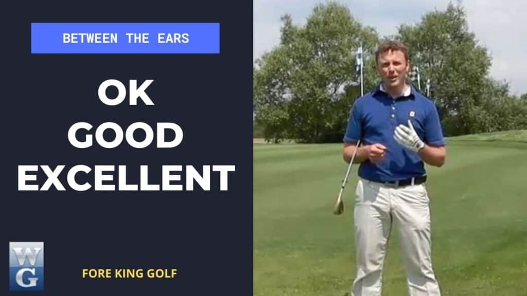 Using Positive Language On The Golf Course
