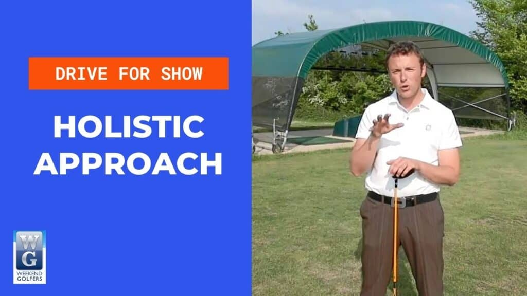 holistic approach in golf