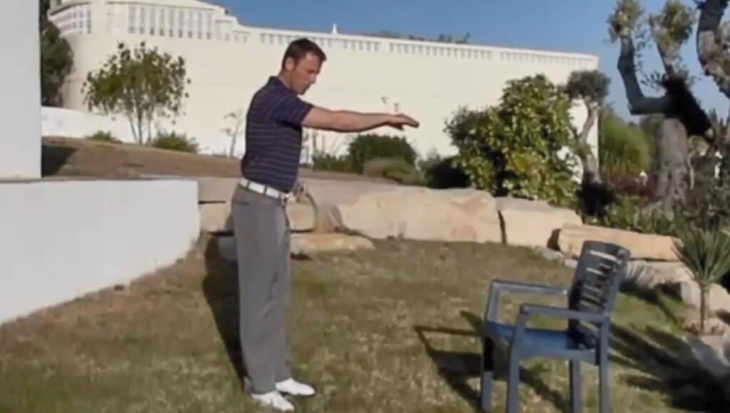 The Whole Length Stretch For Golf