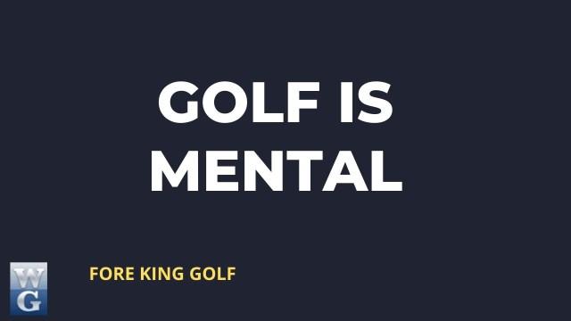 Mastering The Golf Mindset