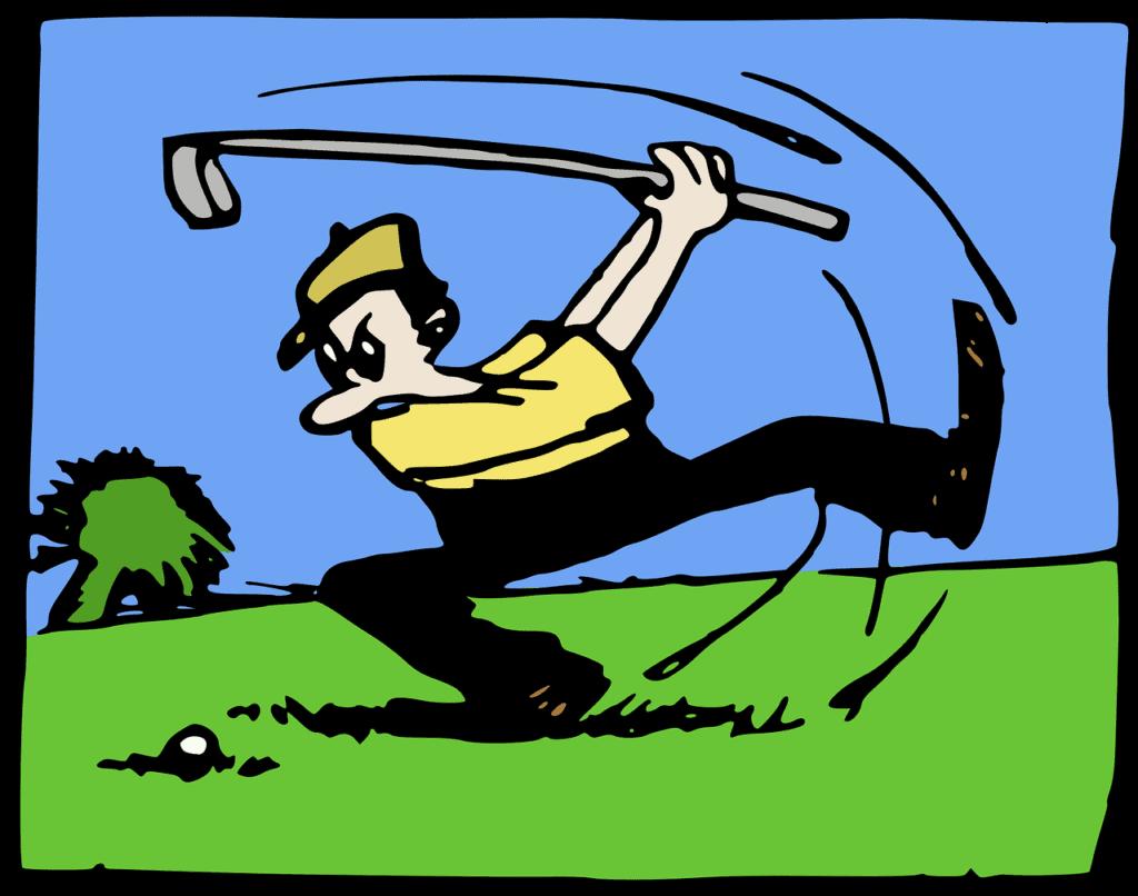 power in the golf swing