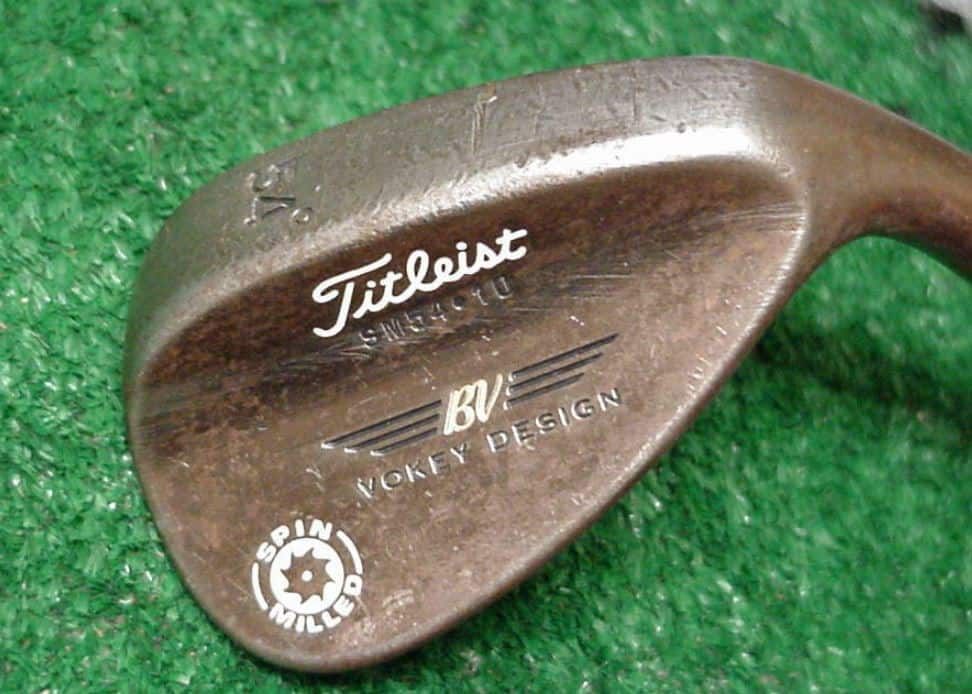 Vokey Oil Can Wedge