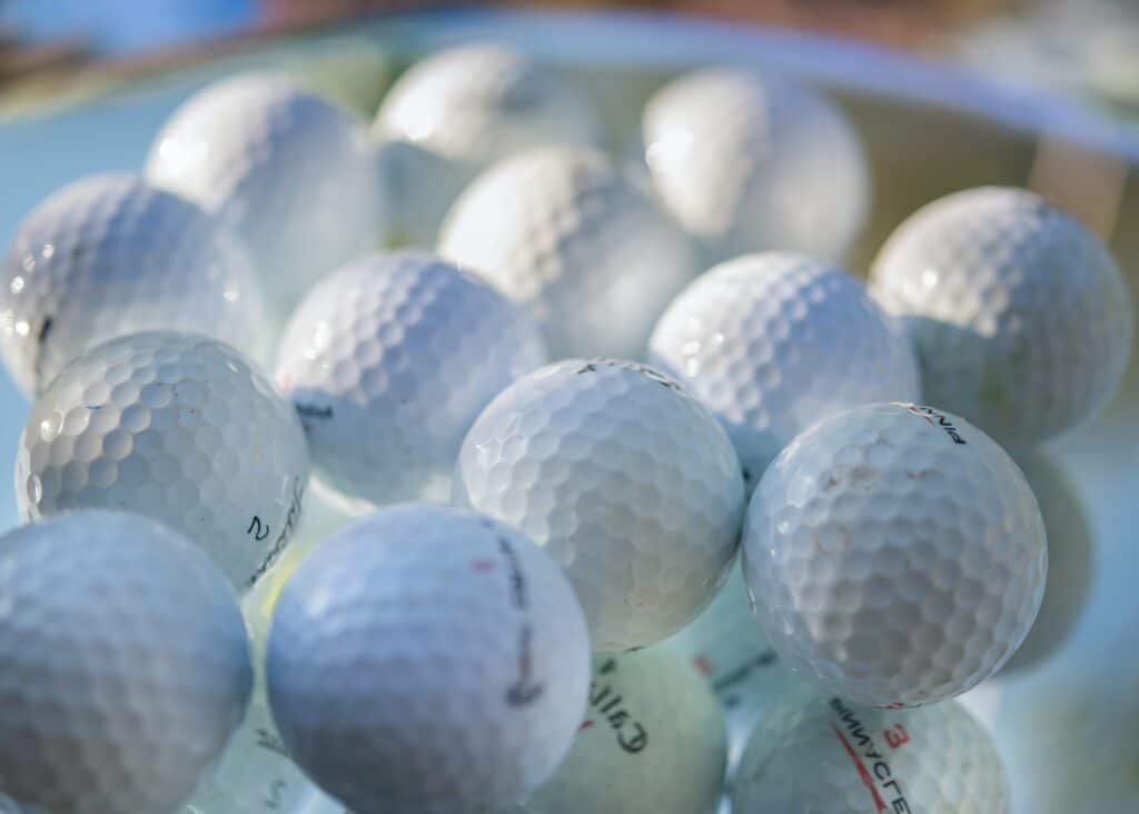 Picture Of Golf Balls